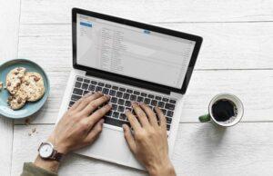joindre un service après-vente par courriel